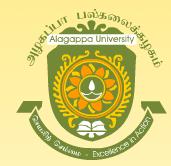 Alagappa University Recruitment 2020-19 Apply www.alagappauniversity.ac.in