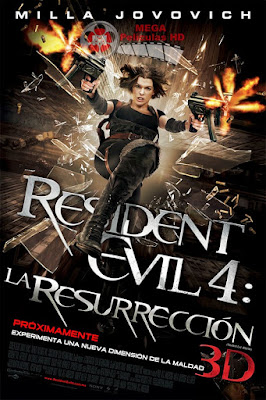 Resident Evil 4:La Resurrección