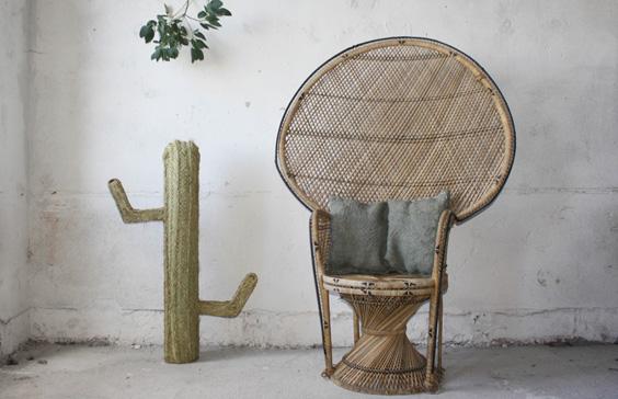 deco fauteuil Emmanuelle lovmint