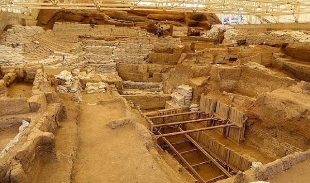 Tentang Çatalhöyük Situs Purbakala Paling Kuno Di Turki