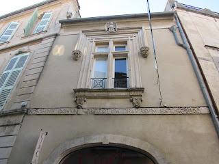 Edificio renacentista en Arlés. La Camarga