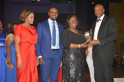 Stanbic IBTC Bank wins CIPM Prestigious Awards