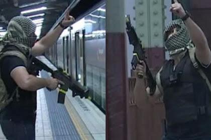 Berpakaian Ala Palestina Saat Latihan Teror, Polisi Australia diprotes Komunitas Palestina