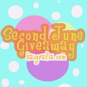 Kaigrafia.com Second June Giveaway