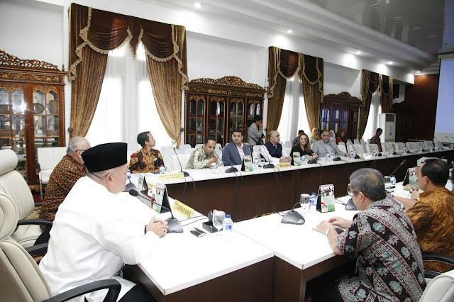 Media Asing Soroti Provinsi Sumsel, Gubernur Pamer JSC