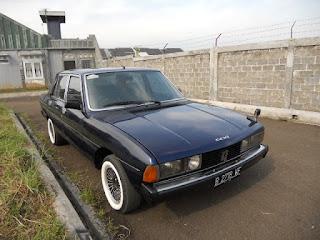 Mobil Bekas Harga Dibawah 15 Juta Nih gan PEUGEOT 604 Tahun 1981 - JAKARTA