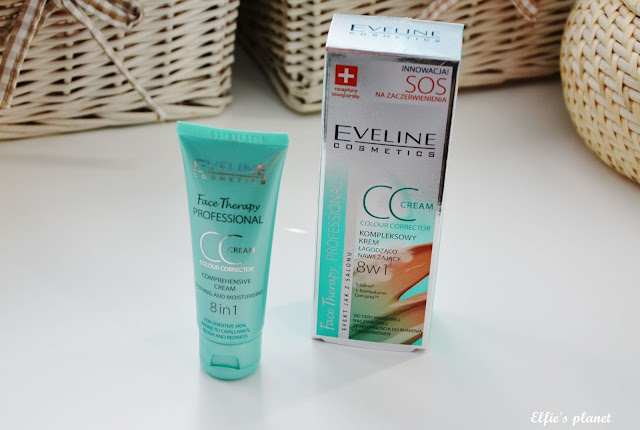 EVELINE Cosmetics: Face Therapy CC Cream
