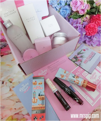 Unboxing Althea Angel Reward Points