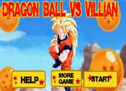 Dragon ball vs villian