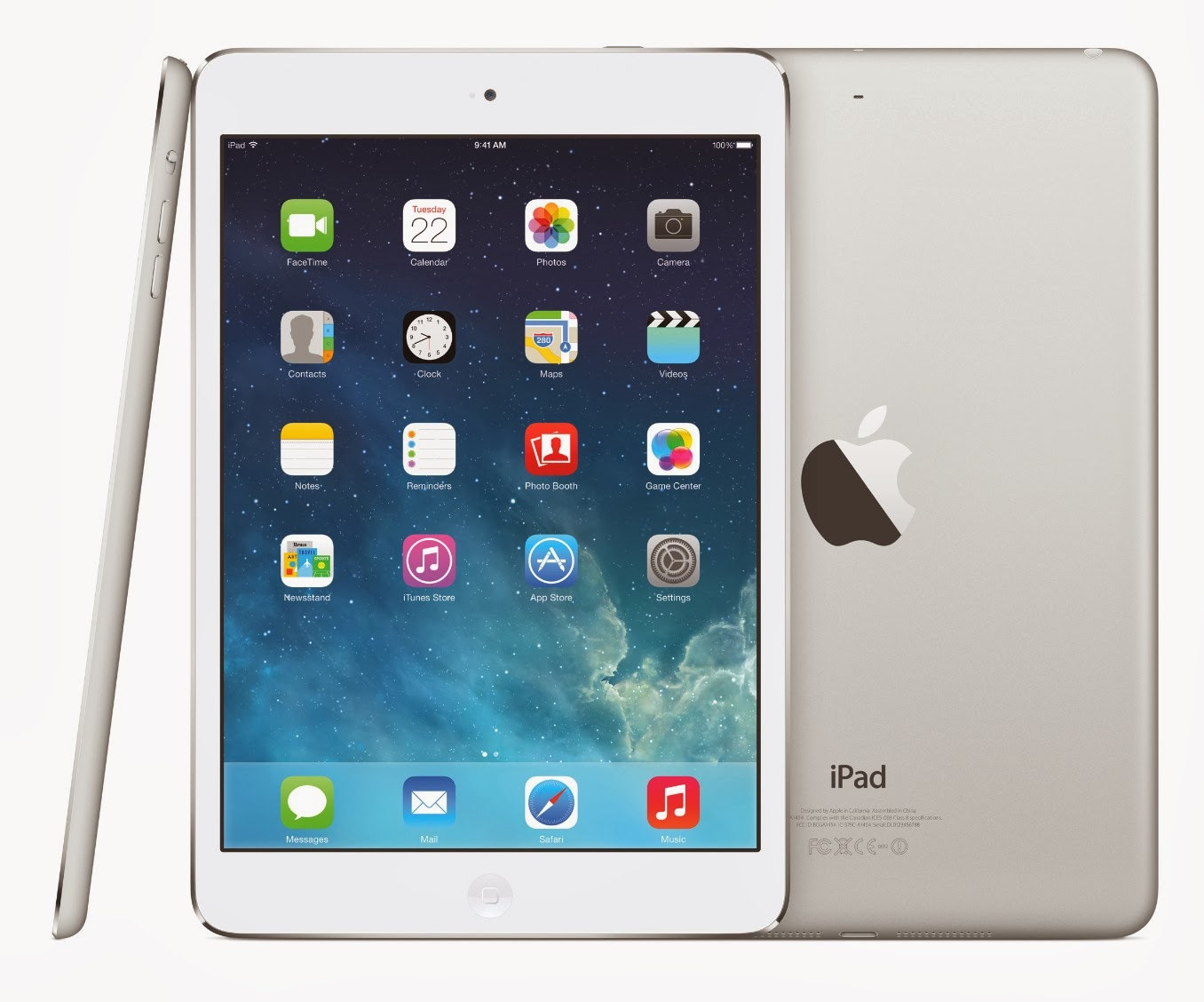 Analyst: Apple Will Release Updated iPad Air With A8 Processor In 2014 And iPad Mini In 2015
