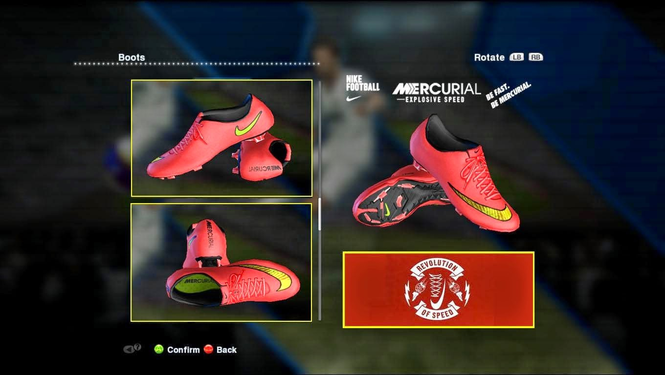newest collection 90773 b64b5 ... cr7 pes 2013 Nike Mercurial Superfly IV 2014 Pink Red ...