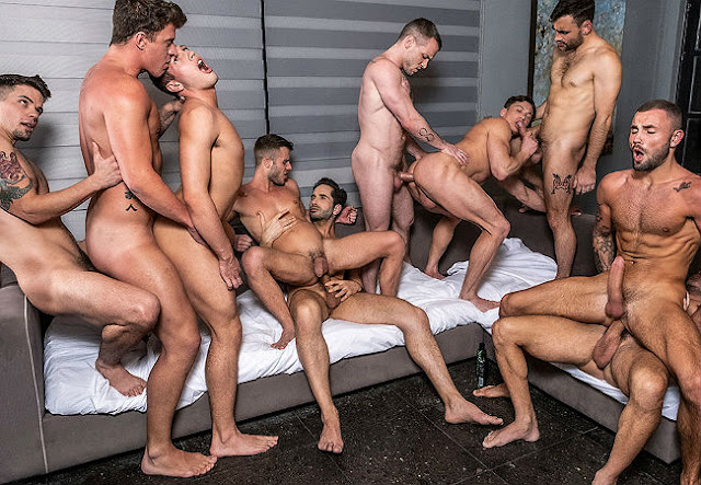 All-Star Orgy Part 2