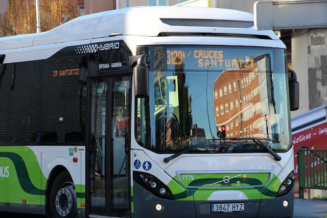 Autobús de Bizkaibus