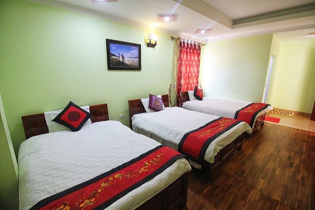 Home Travel Sapa hotel- room