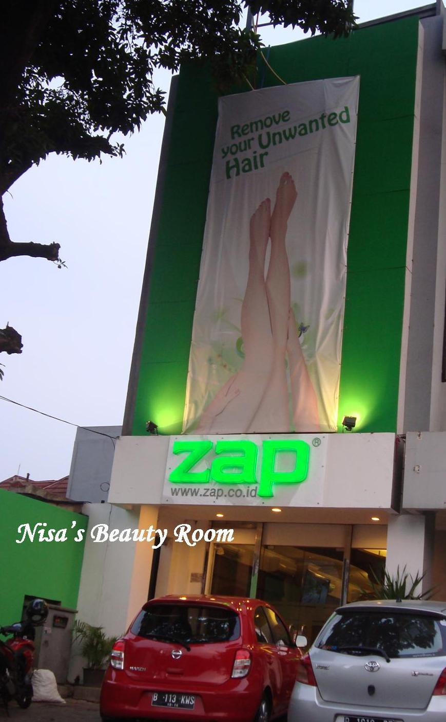 Sponsor Review : ZAP Permanent Hair Removal