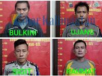 Polisi Kok Bikin Pesta Sabu, Katanya Pengen Coba-Coba Saja, Duh