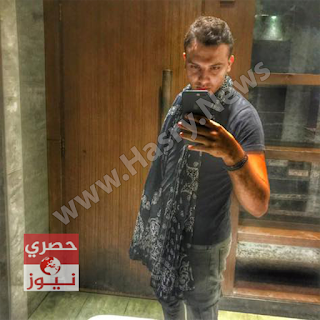 صور ضحايا طائرة الفيوم المنكوبة-  أحمد جمال
