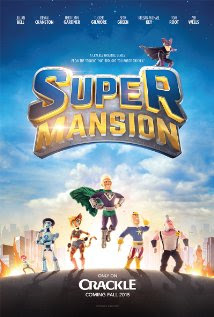 SuperMansion Crackle