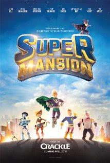 SuperMansion Crackle