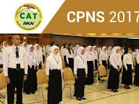 PENGUMUMAN HASIL TES CPNS UNTUK 61 INSTANSI TAHUN 2017