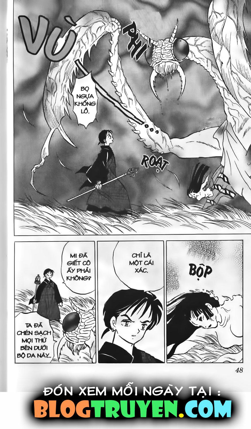 Inuyasha vol 11.3 trang 9