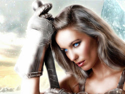 mythical fantasy wallpapers warrior background hd woman female pretty backgrounds blonde erotic mujeres