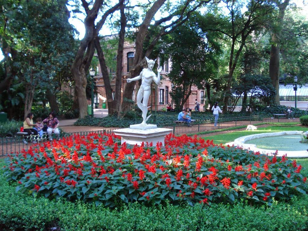 Jardin Botanico Carlos Thays Buenos Aires argentina
