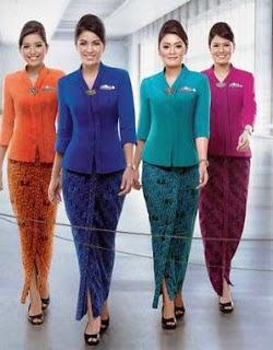 Model baju Batik seragam pernikahan keluarga Terbaru