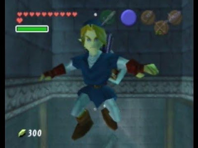Legend of Zeida The Ocarina of time PC Product