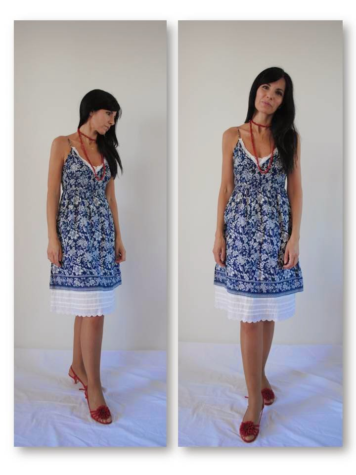 b87e9eae12 El vestido que llevo en las fotos