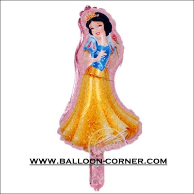 Balon Foil Princess SNOW WHITE Mini