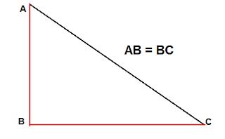 समकोण त्रिभुज के क्षेत्रफल, परिमाप,लम्ब, आधार, कर्ण सूत्र व परिभाषा 1