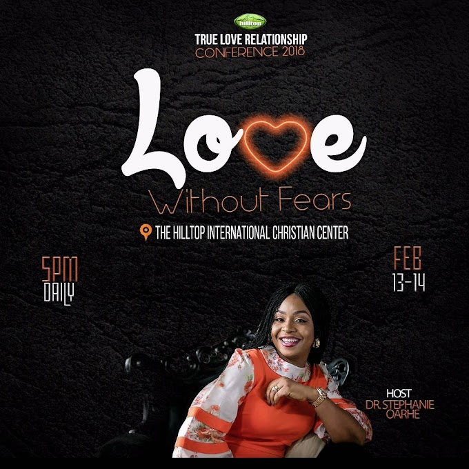"You are Specially invited to ""True Love Relationship Conference"" 2018"
