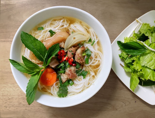 Kids generally enjoy Vietnamese cuisine as they are flavourful and rarely spicy