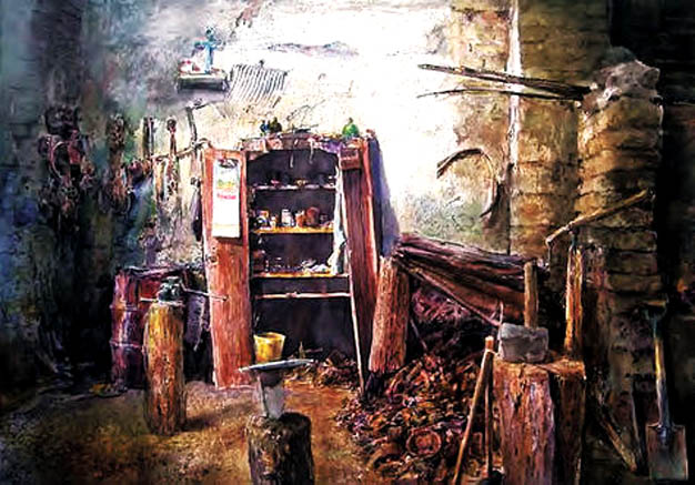 Pintores latinoamericanos juan carlos boveri pintores - Pintores alcala de henares ...