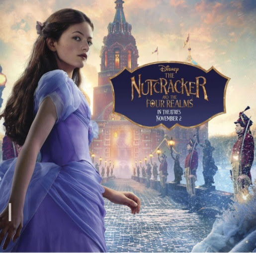 OPI The Nutcracker and the Four Realms Holiday 2018 Collection