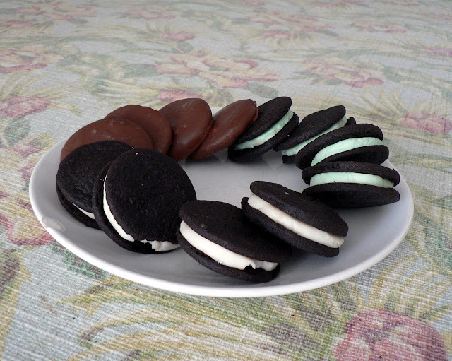 Dark Chocolate Cookies 3 Ways recipe