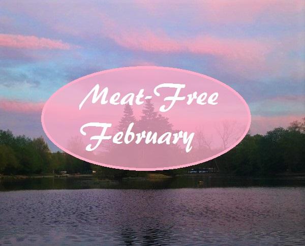 Meat-Free Feburary