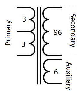 Tahmid's blog: Ferrite Transformer Turns Calculation for