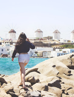 Wild and free | Wanderlust travel boho bohemian fashion photography