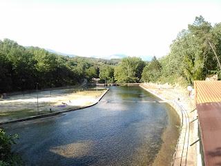 Piscina Natural El Lago