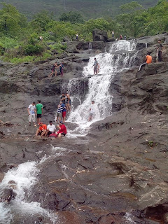 Waterfall Picture - Malshej Ghat, Pune‎