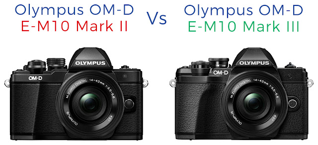 Olympus OM-D E-M10 Mark III vs E-M10 Mark II Review