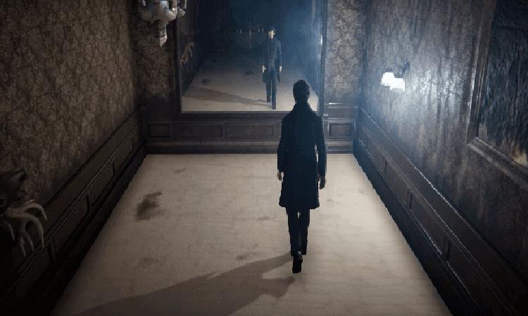 تحميل لعبة الرعب Black Mirror IV