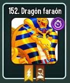 Dragón Faraón - libro de dragones