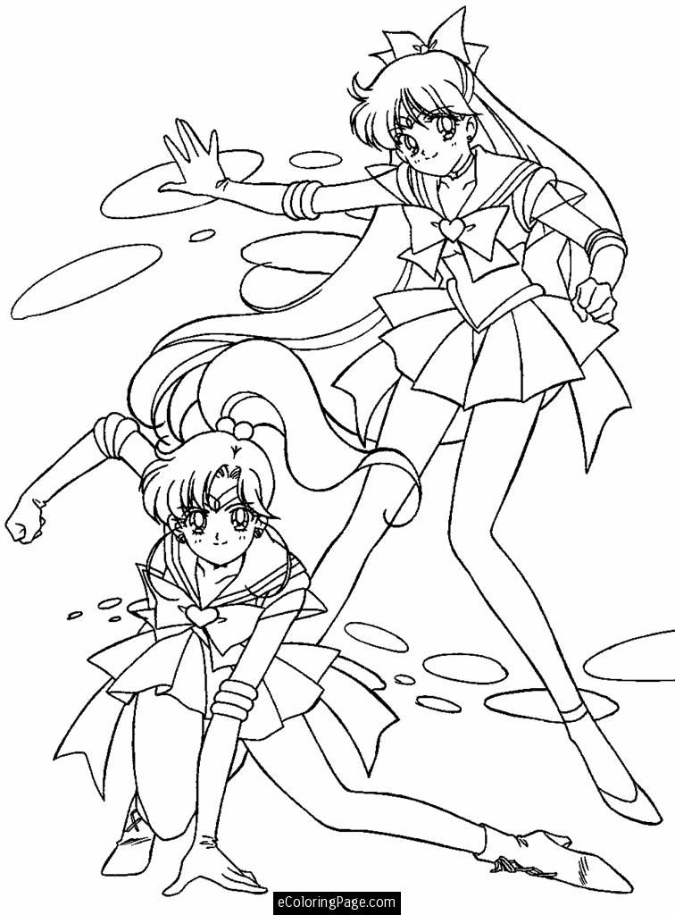Kids Page: - Anime 123 Coloring Pages