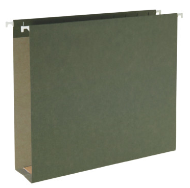 box-bottom file folder