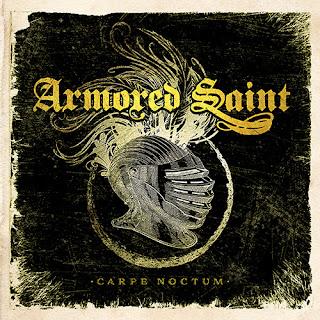"""Το βίντεο με την live απόδοση του τραγουδιού των Armored Saint """"March of the Saint"""" από τον δίσκο """"Carpe Noctum"""""""