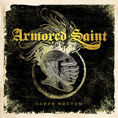 """Το βίντεο με την live απόδοση του τραγουδιού των Armored Saint """"Aftermath"""" από τον δίσκο """"Carpe Noctum"""""""