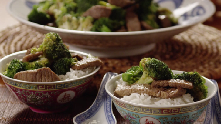 Restaurant Style Beef Broccoli Stir-Fry Recipe